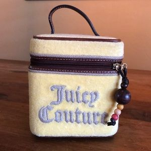 Juicy Couture Cosmetic Box